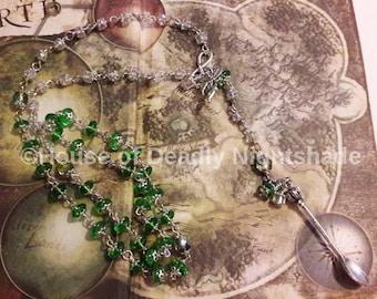 Absinthe Fairy Rosary