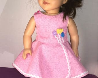 Spring - Easter set for 18' dolls such as American Girl, Maplelea, My Life etc