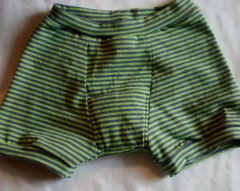 Boxer panties washable boy learning. GREAT kids 6 years