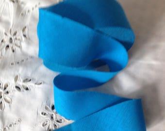 Vintage bright blue, flat Kingdom through