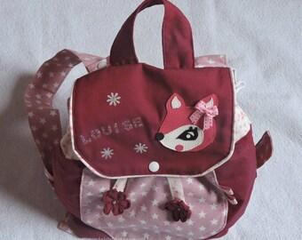 Kids & babies backpack bag for nanny or nursery