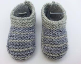 Little feet studs Pinstripe 3.6 months