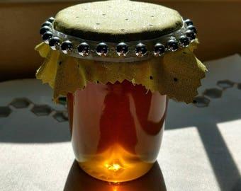 Tennessee Raw Honey Honeybee gift 2/3 lb jar