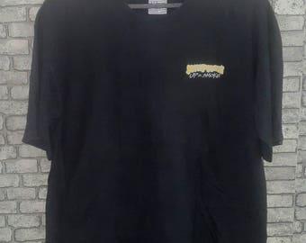 Vintage rare 90s cheech and chong up in smoke shirt