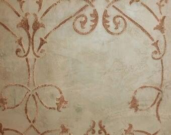 Italian Plaster Art
