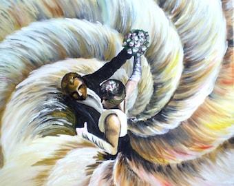 Viennese Waltz painting