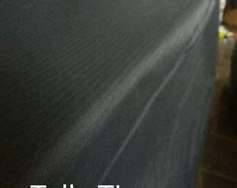 lining black fine stripes 150 cm width