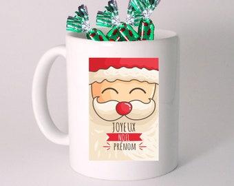 """""""Merry Christmas"""" custom ceramic MUG"""