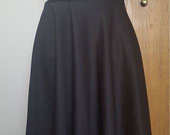 Full circle skirt 20 inch length