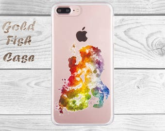 Beauty and the Beast Phone Case Disney iPhone 7 Case Walt Disney iPhone 7 Plus Case Phone Case Animation Case for Samsung Galaxy Case u027