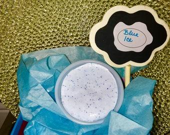 Blue ice slime