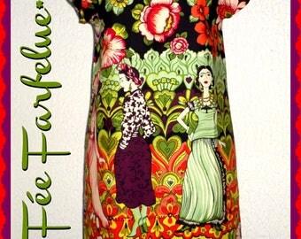 Dresses * VIVA FRIDA * Bohemian from 34 to 50