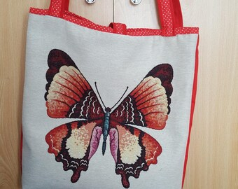 shopping bag Butterfly very convenient
