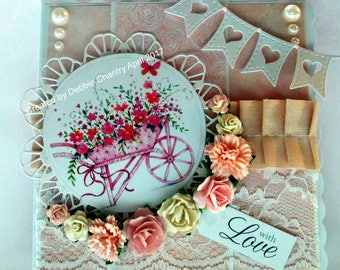A One of a Kind 'With Love' Card