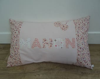 Personalized pillow Manon