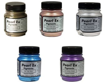 Jacquard Pearl Ex Powdered pigments, 21G