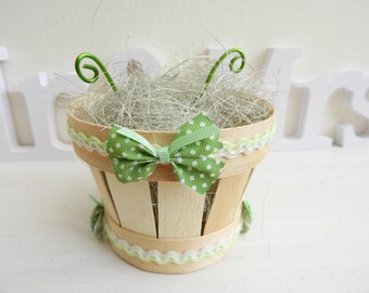 Ring pillow - rustic wedding, rustic-silvery ring wedding-wedding box-ingridcreations