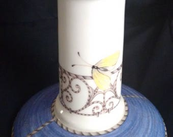 Vintage Wedgwood Candle Holder