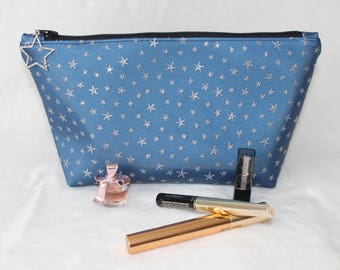 Vanity case with silver stars