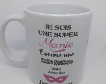 Mug super Grandma