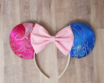 Make it pink, make it blue inspired Ears