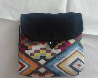 Ethnic print Pocket