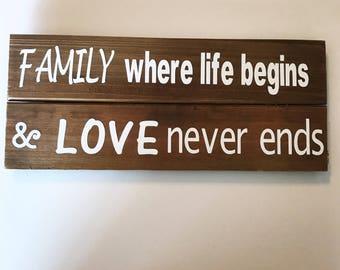 Family & Love