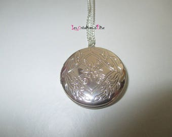 """""""Memories"""" personalized with photo or message Locket"""