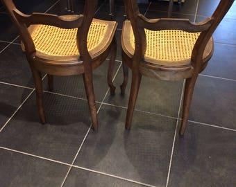 2 Biedermeier Chair