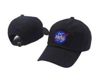 NASA space program embroidered hat