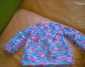 Bra set newborn bonnet and booties