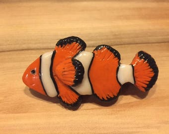 Clarence the Clownfish