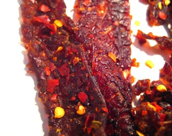 Paradise Teriyaki Red Pepper Beef Jerky 3oz