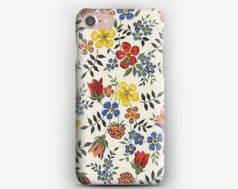 Case for iPhone 4 4s 5 5s 5SE, 5 c, 6, 6 plus, 6s, 6, 7, 7 + Edenham Liberty