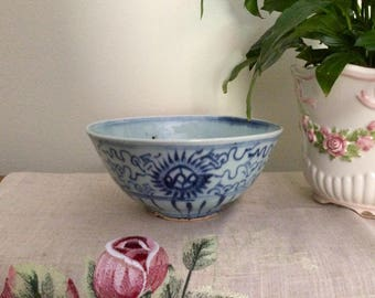 Antique Chinese Export Bowl
