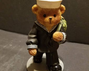 """Teddies in the Navy """"Shipping Out"""" #2009B"""
