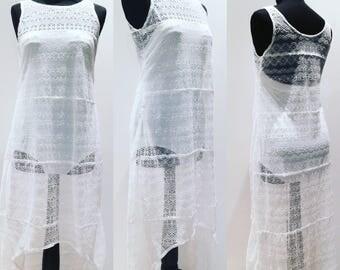 Dress ivory lace (prototype)