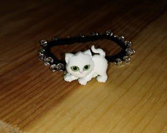 Children's cat bracelet