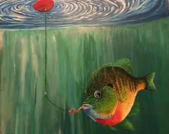 Sunfish Print