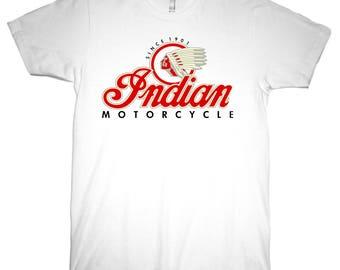 Indian motorcycle t shirt