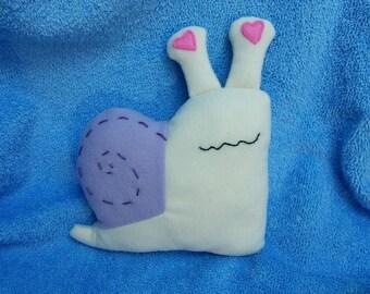 Godot love snail toy