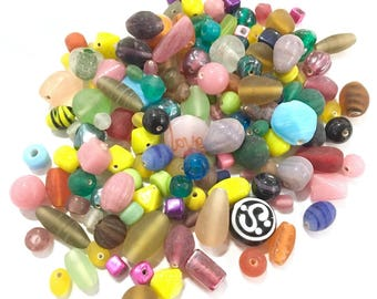 ❤ X 1 KG EXCEPTIONAL SET ❤ GLASS BEADS