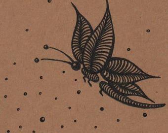 """black Butterfly"" - ""black butterfly"" book notebook"