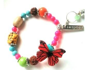 buddha bracelet women/bohochic bracelet/rudrakshas bracelet/buddha