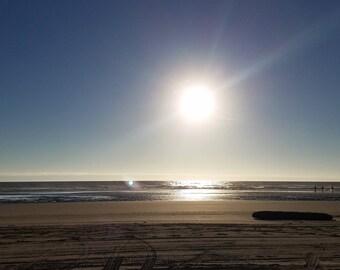 Long Beach WA Sunset