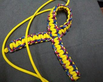 Awareness Ribbon Visor Hang