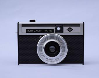 Agfa Isoflash-Rapid Camera