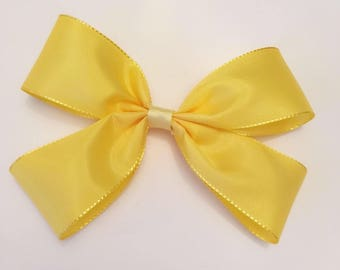 Large 5 inch Hair Bows clips