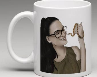 JossersJungle Queenie mug