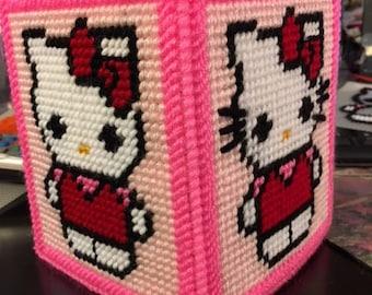 Hello Kitty Tissue Box